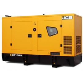 Генератор JCB G115QX | 84/92,8 кВт, Великобритания