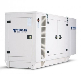 Генератор Teksan TJ34MS5A| 24/27 кВт (Турция)