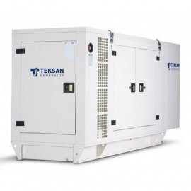 Генератор Teksan TJ203SD5C | 147/162 кВт (Турция)