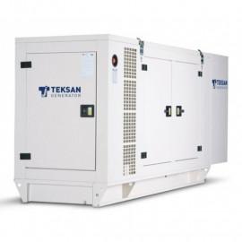 Генератор Teksan TJ153PE5A| 110/122 кВт (Турция)