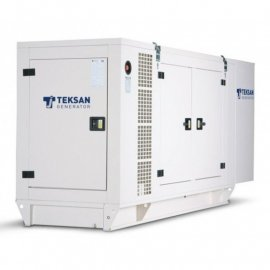 Генератор Teksan TJ44PR5C| 32/35 кВт (Турция)