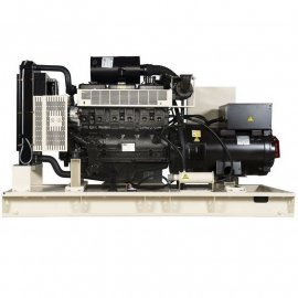 Генератор Teksan TJ44PR5C  32/35 кВт (Турция)