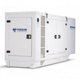 Генератор Teksan TJ110PR5C | 80/88 кВт (Турция)
