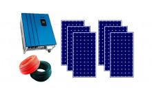 Гібридні сонячні електростанції